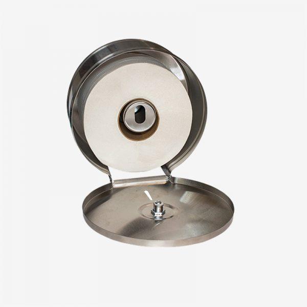 despachador papel higiénico oval méxico abierto
