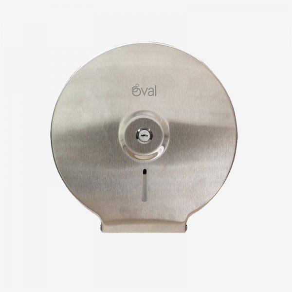 despachador papel higiénico oval méxico frente